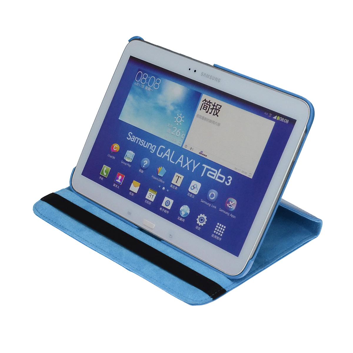 360-drehbar-Huelle-Samsung-Tab-E-9-6-Schutz-Cover-Case-Tasche-Etui-Staender-Folie Indexbild 29