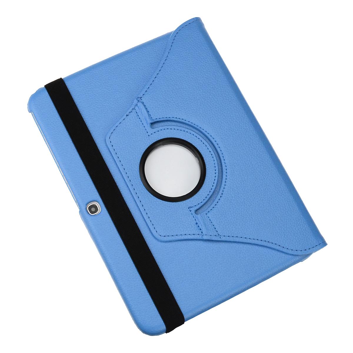 360-drehbar-Huelle-Samsung-Tab-E-9-6-Schutz-Cover-Case-Tasche-Etui-Staender-Folie Indexbild 31