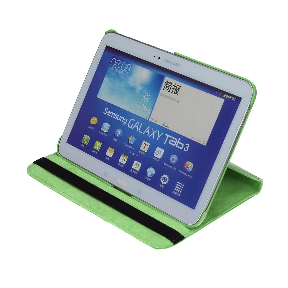360-drehbar-Huelle-Samsung-Tab-E-9-6-Schutz-Cover-Case-Tasche-Etui-Staender-Folie Indexbild 34