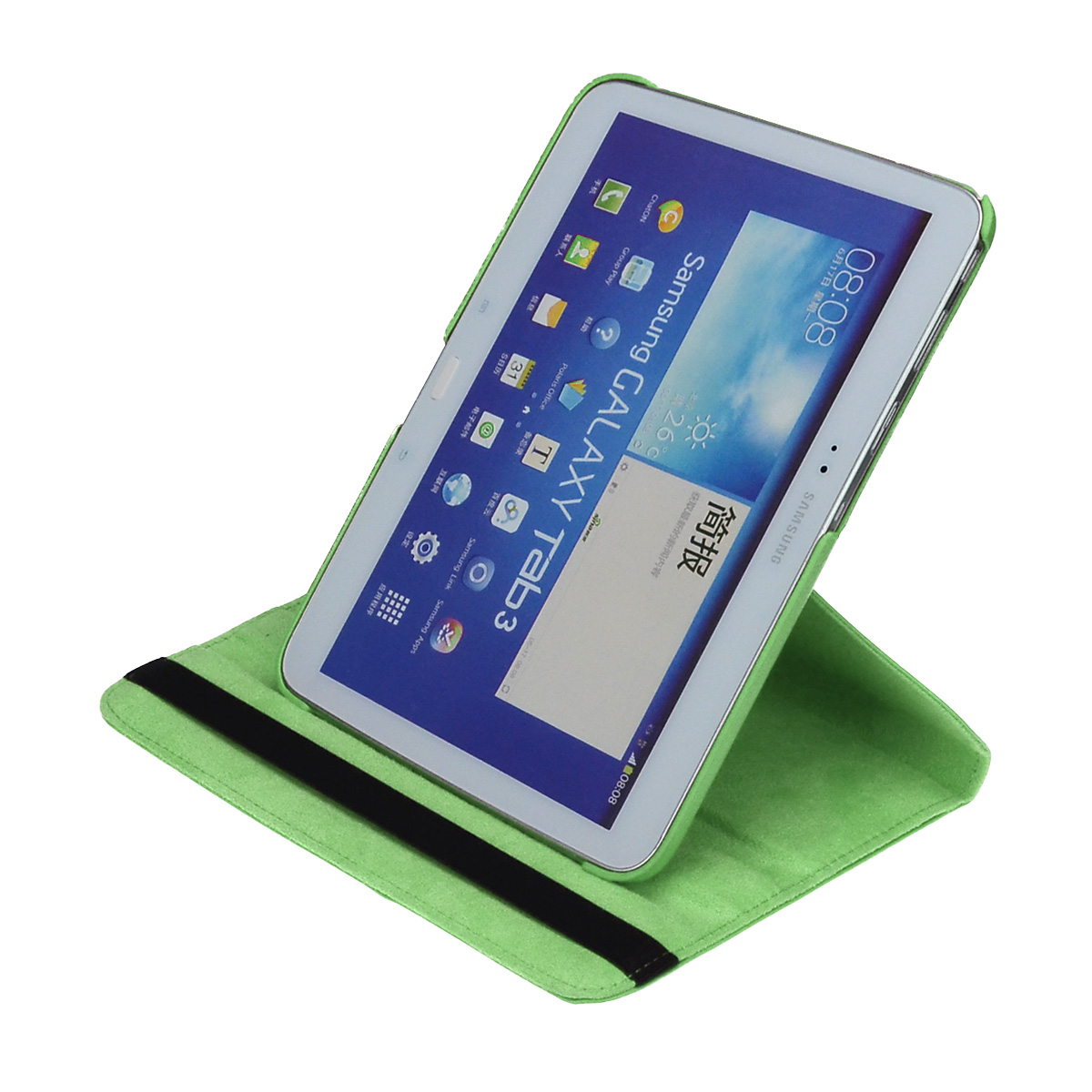 360-drehbar-Huelle-Samsung-Tab-E-9-6-Schutz-Cover-Case-Tasche-Etui-Staender-Folie Indexbild 35