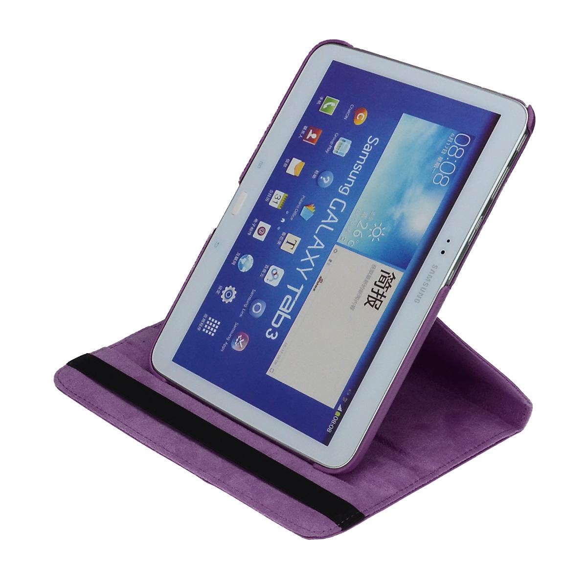 360-drehbar-Huelle-Samsung-Tab-E-9-6-Schutz-Cover-Case-Tasche-Etui-Staender-Folie Indexbild 25