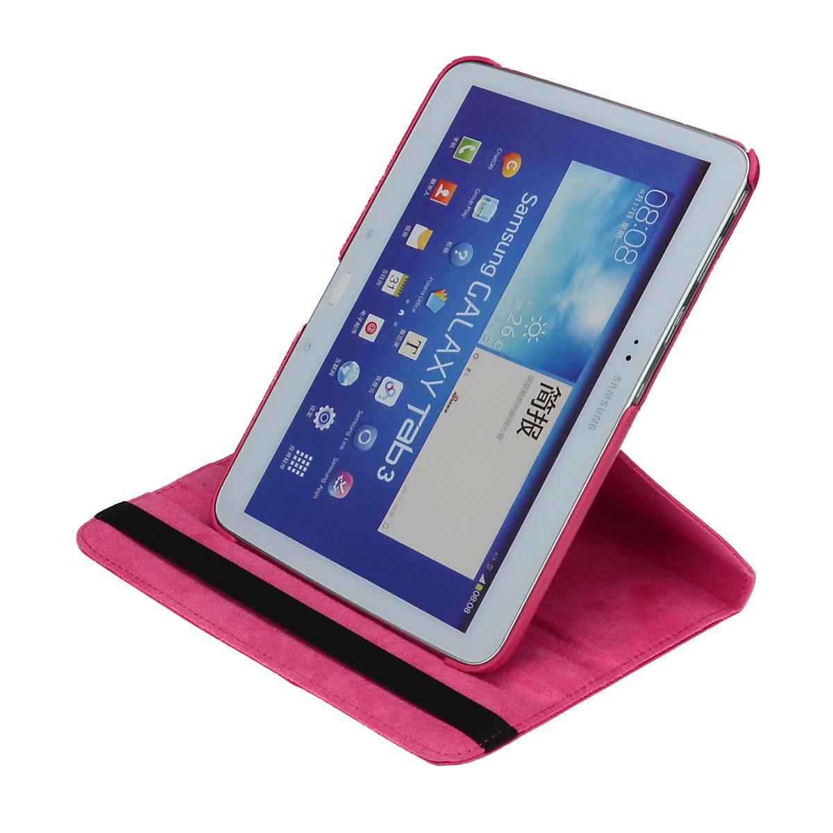 360-drehbar-Huelle-Samsung-Tab-E-9-6-Schutz-Cover-Case-Tasche-Etui-Staender-Folie Indexbild 20