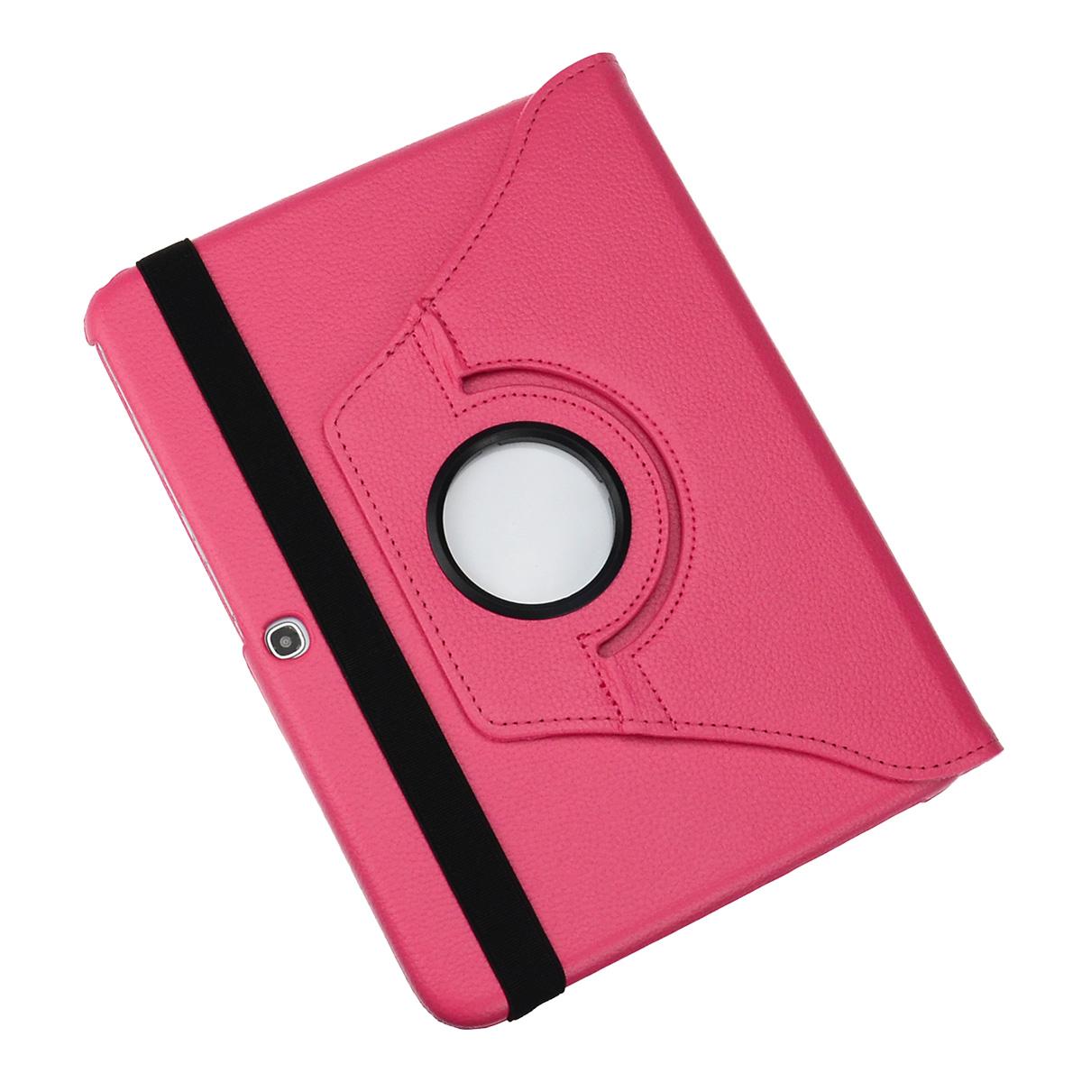 360-drehbar-Huelle-Samsung-Tab-E-9-6-Schutz-Cover-Case-Tasche-Etui-Staender-Folie Indexbild 21