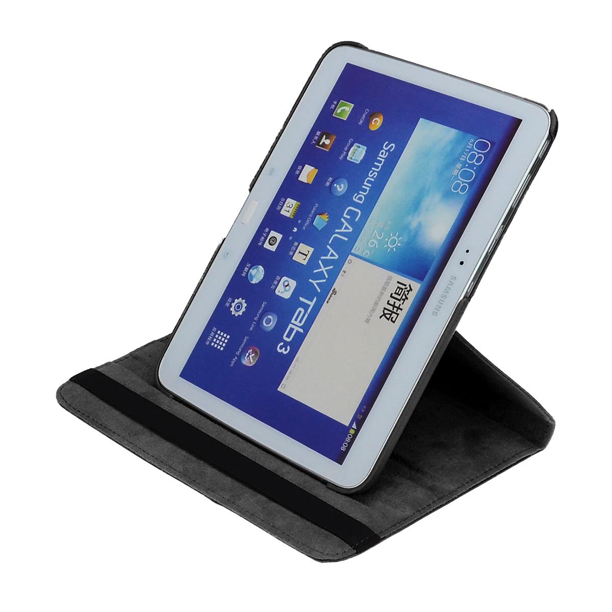 360-drehbar-Huelle-Samsung-Tab-E-9-6-Schutz-Cover-Case-Tasche-Etui-Staender-Folie Indexbild 10