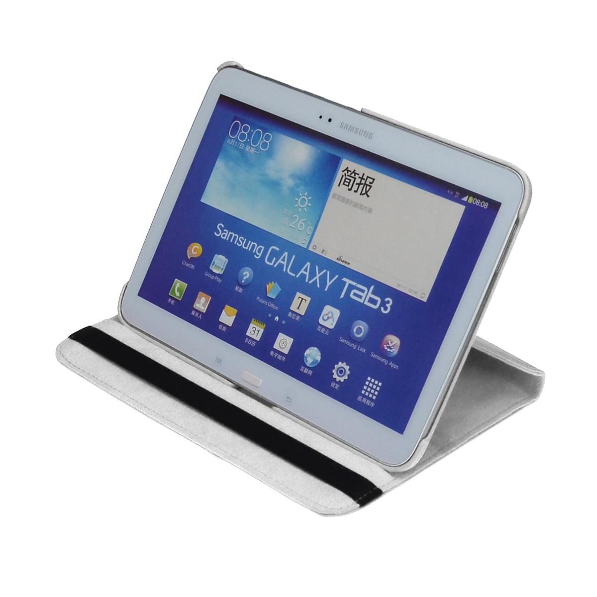 360-drehbar-Huelle-Samsung-Tab-E-9-6-Schutz-Cover-Case-Tasche-Etui-Staender-Folie Indexbild 14
