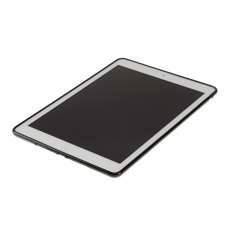doupi tpu case ipad air 1 gen solidfit silikon schutz. Black Bedroom Furniture Sets. Home Design Ideas