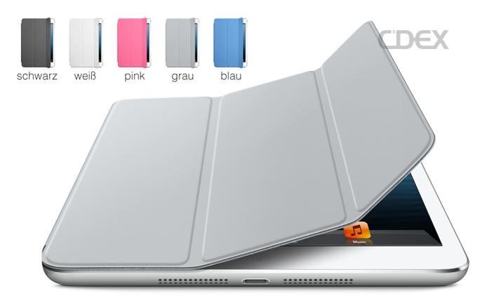 smart display schutz cover ipad mini 2 3 h lle aufstellbar. Black Bedroom Furniture Sets. Home Design Ideas