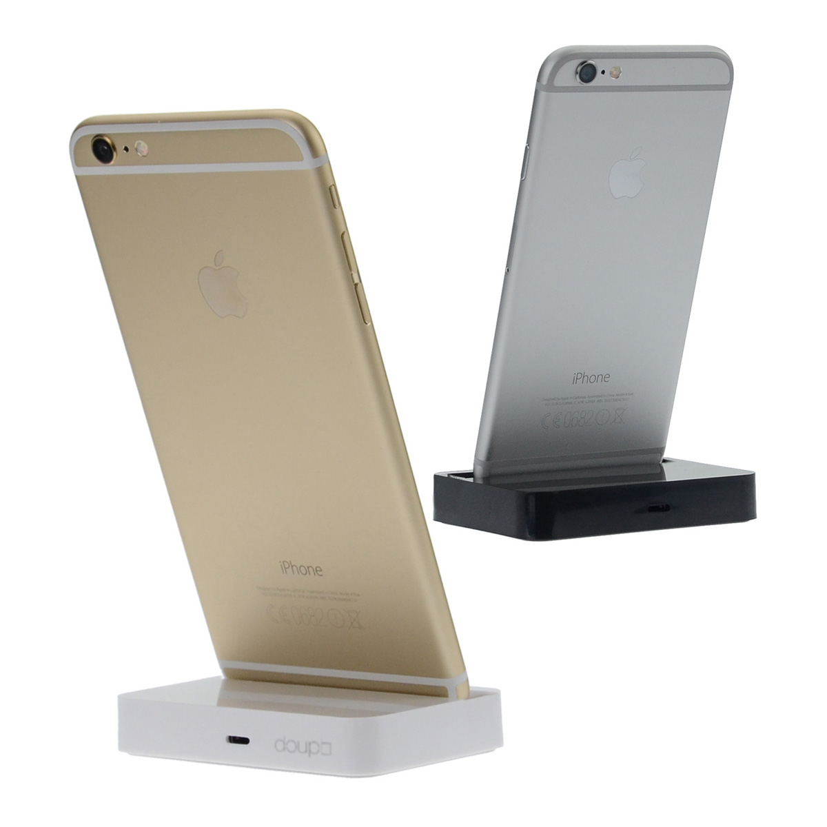dock docking station iphone 6 6s plus 5 5c 5s se loading. Black Bedroom Furniture Sets. Home Design Ideas