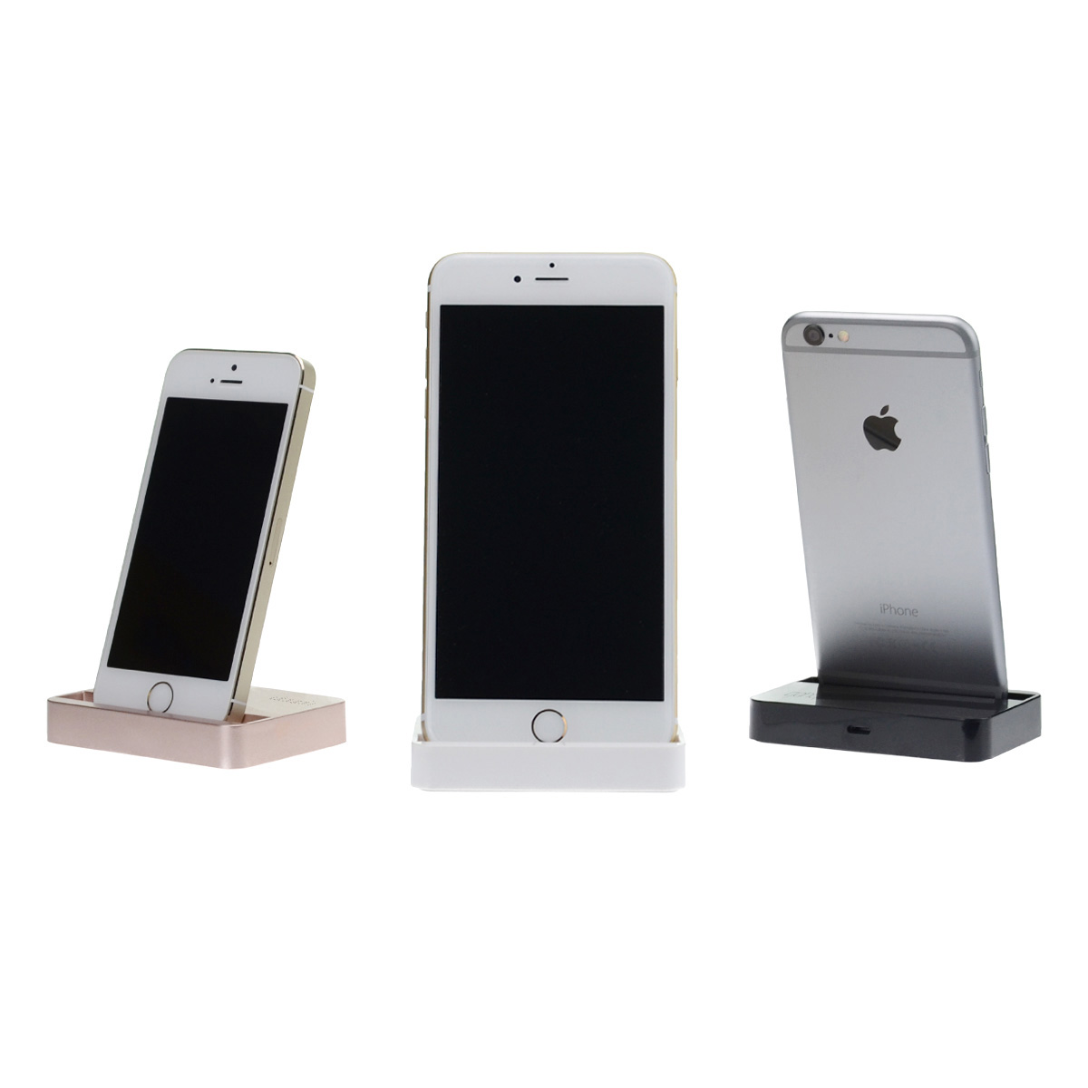 dock docking station iphone 6 6s plus 5 5c 5s se charging. Black Bedroom Furniture Sets. Home Design Ideas