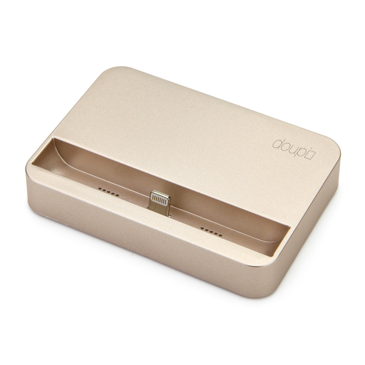 Contratto Con Iphone 5 Dock Iphone Gold