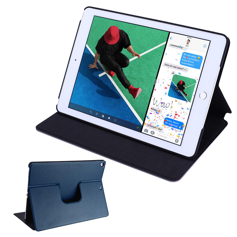 Flip-Case-iPad-2017-2018-Smart-Schutz-Huelle-Cover-Aufstellbar-Staender-Folie Indexbild 39