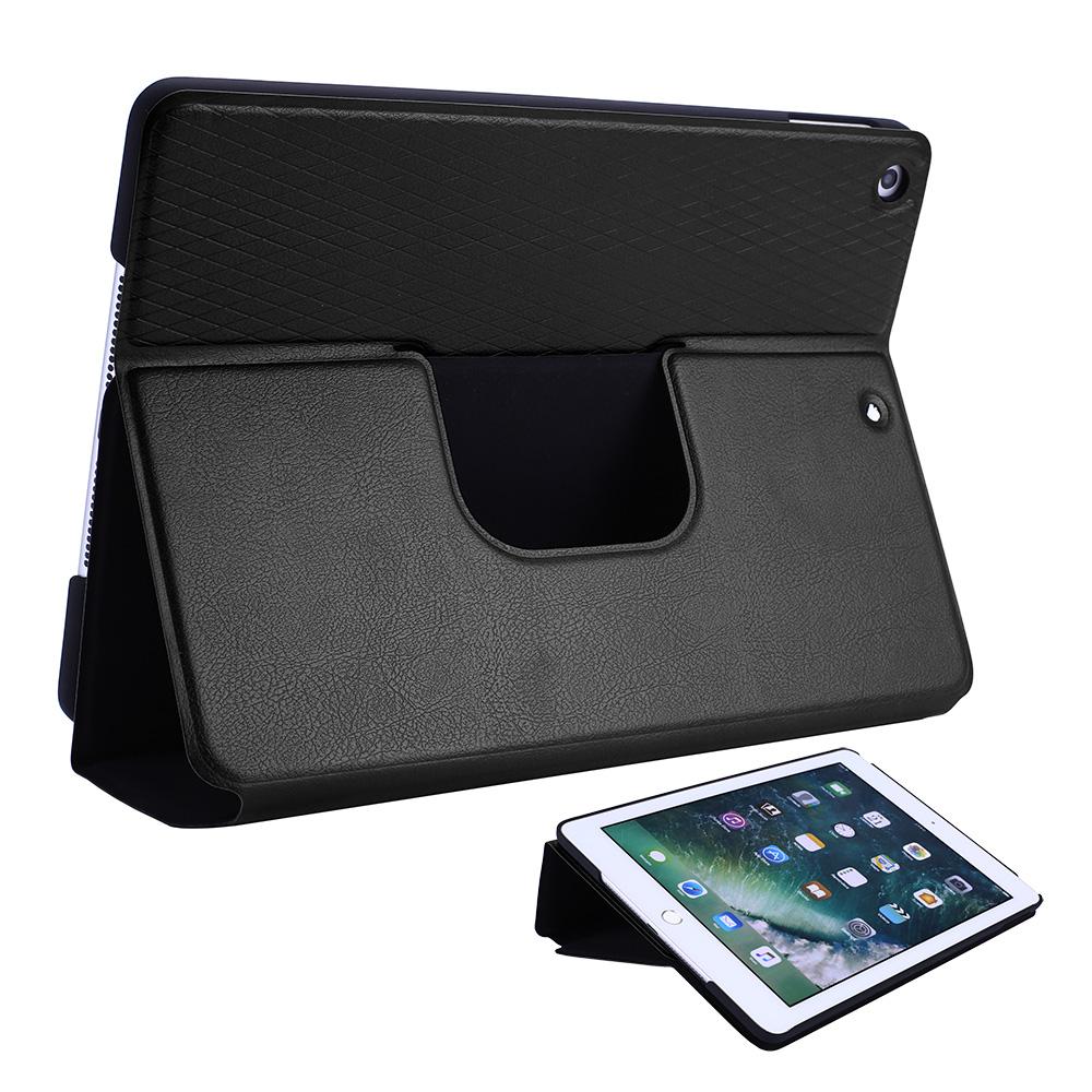Flip-Case-iPad-2017-2018-Smart-Schutz-Huelle-Cover-Aufstellbar-Staender-Folie Indexbild 5