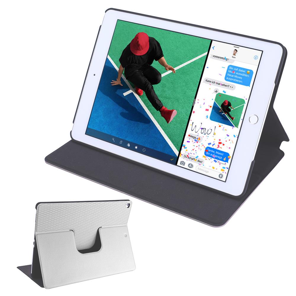 Flip-Case-iPad-2017-2018-Smart-Schutz-Huelle-Cover-Aufstellbar-Staender-Folie Indexbild 17