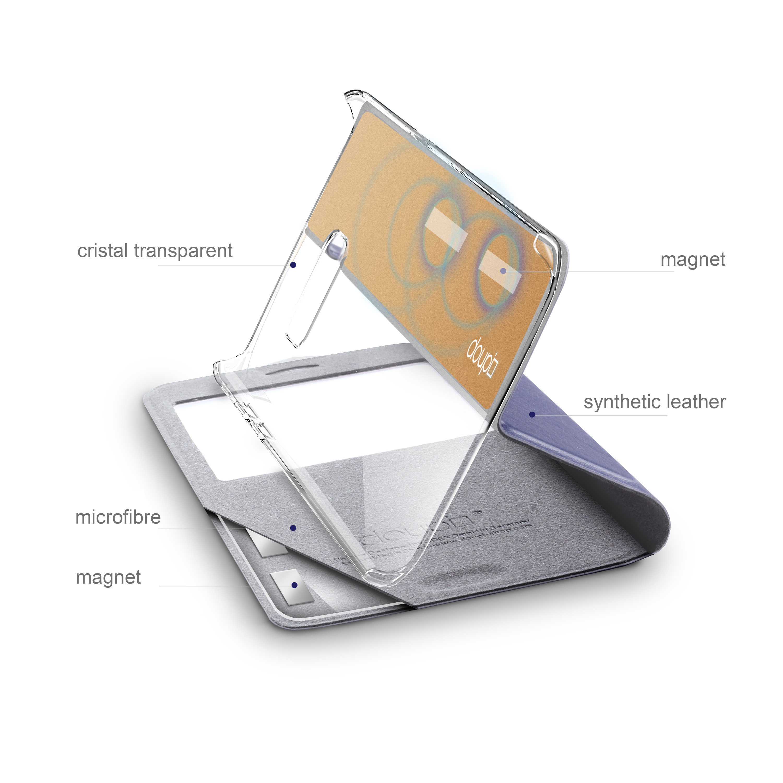 Flip-Case-Samsung-S6-Edge-Magnet-Fenster-Cover-Aufstellbar-Staender-Huelle-Etui Indexbild 23