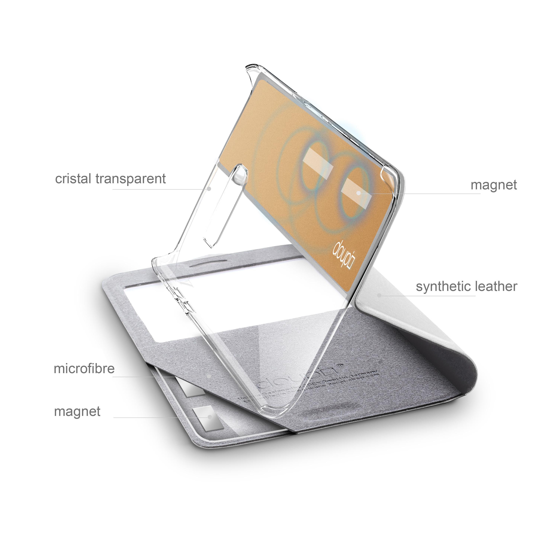 Flip-Case-Samsung-S6-Edge-Magnet-Fenster-Cover-Aufstellbar-Staender-Huelle-Etui Indexbild 13