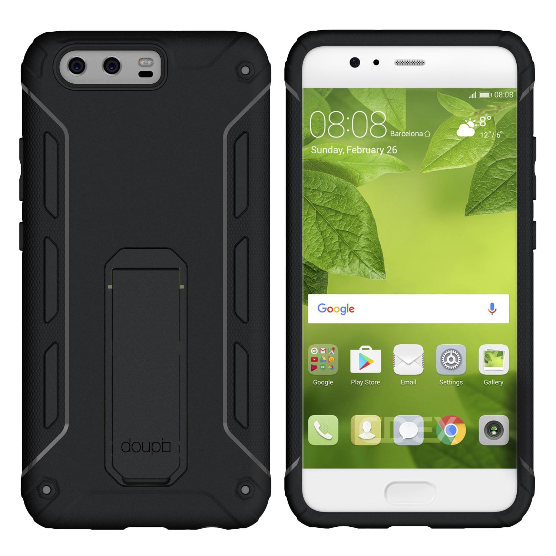 Ultra-Kickstand-Case-Huawei-P10-Plus-Staender-Aufstellbar-Schutz-Huelle-Folie Indexbild 13