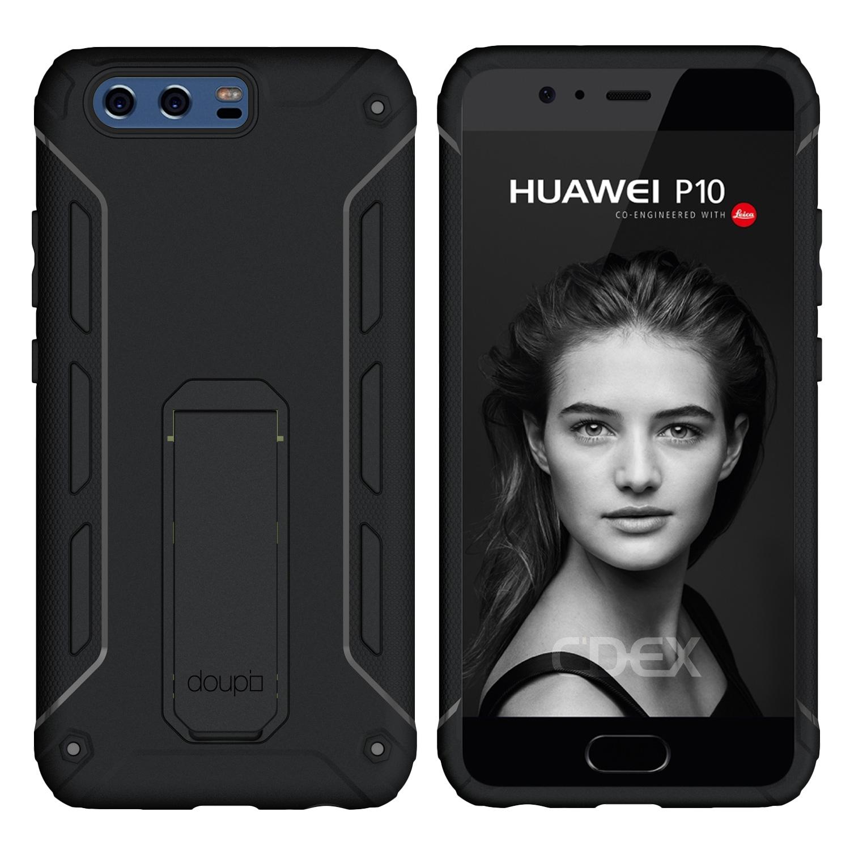 Ultra-Kickstand-Case-Huawei-P10-Plus-Staender-Aufstellbar-Schutz-Huelle-Folie Indexbild 15
