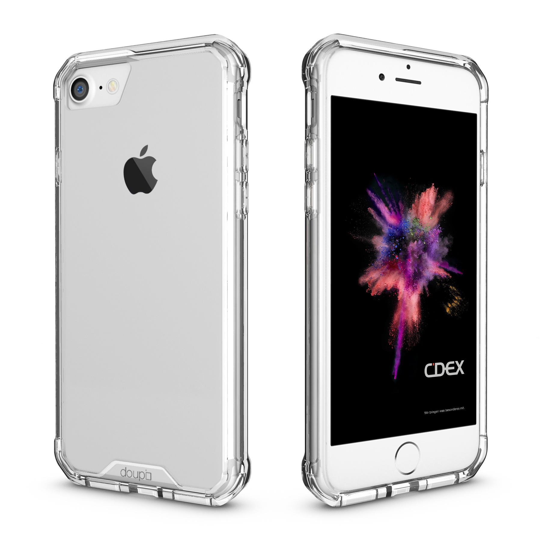 AirClear-Case-iPhone-8-7-4-7-034-Rueckschale-Bumper-Rahmen-Schutz-Huelle-Folie Indexbild 25