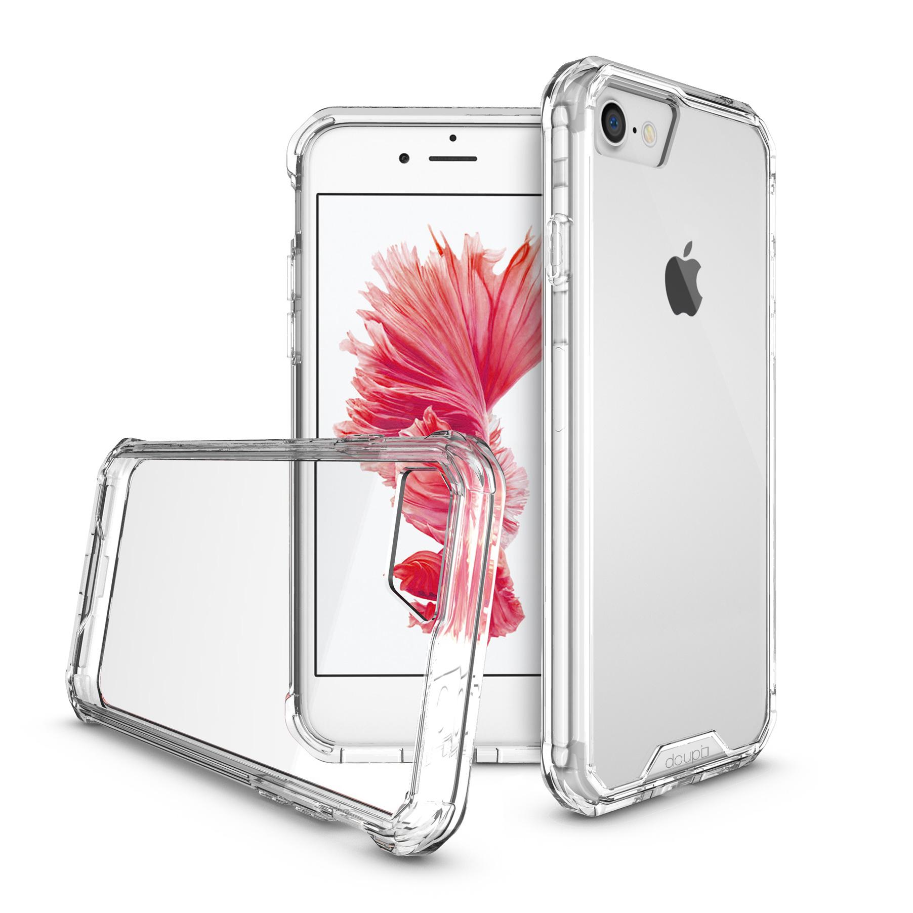 AirClear-Case-iPhone-8-7-4-7-034-Rueckschale-Bumper-Rahmen-Schutz-Huelle-Folie Indexbild 21