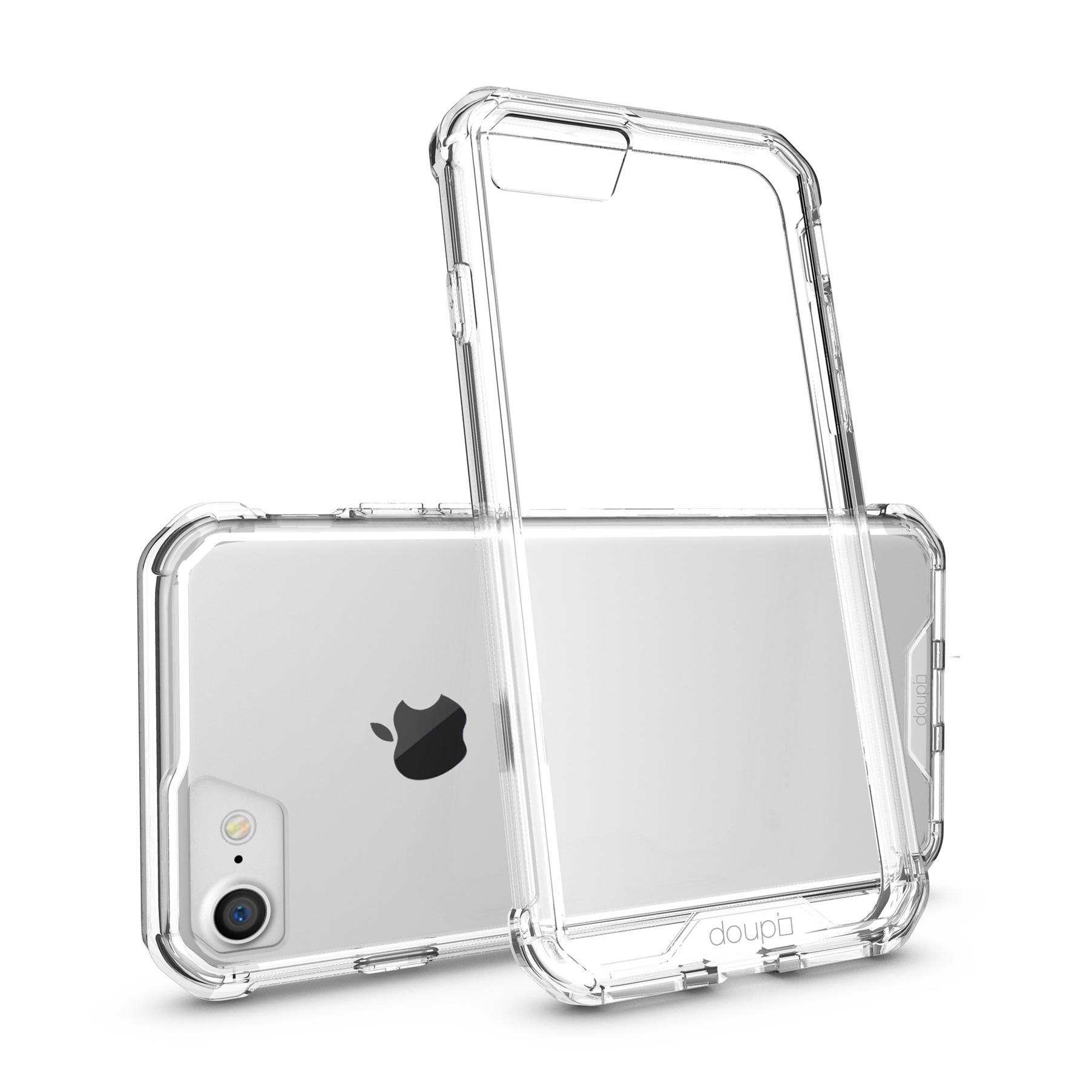 AirClear-Case-iPhone-8-7-4-7-034-Rueckschale-Bumper-Rahmen-Schutz-Huelle-Folie Indexbild 22