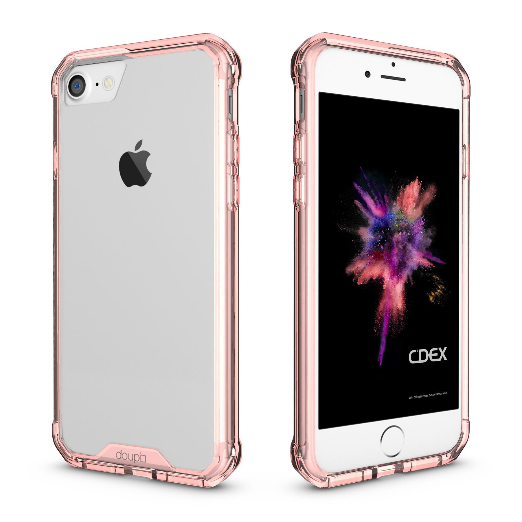 AirClear-Case-iPhone-8-7-4-7-034-Rueckschale-Bumper-Rahmen-Schutz-Huelle-Folie Indexbild 19
