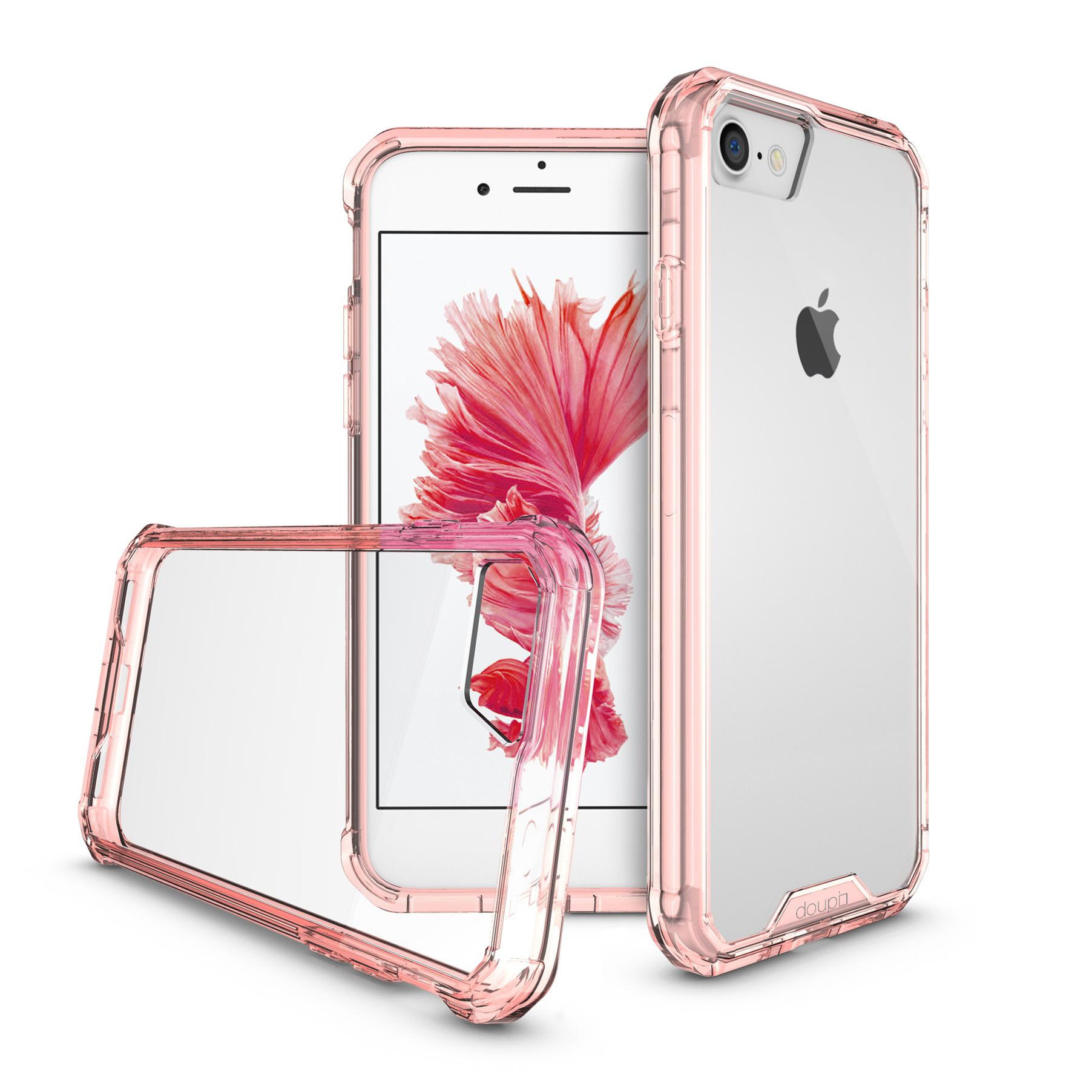 AirClear-Case-iPhone-8-7-4-7-034-Rueckschale-Bumper-Rahmen-Schutz-Huelle-Folie Indexbild 15