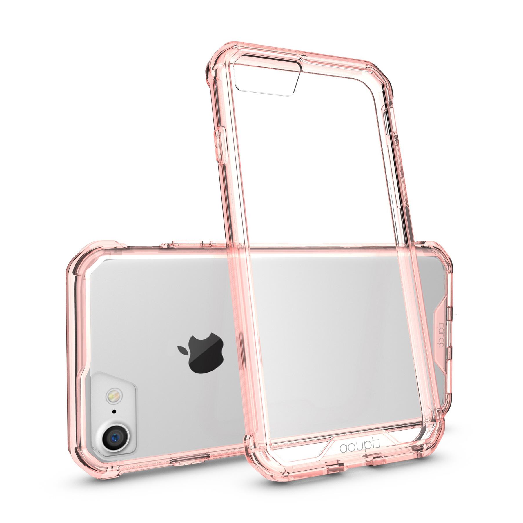 AirClear-Case-iPhone-8-7-4-7-034-Rueckschale-Bumper-Rahmen-Schutz-Huelle-Folie Indexbild 16