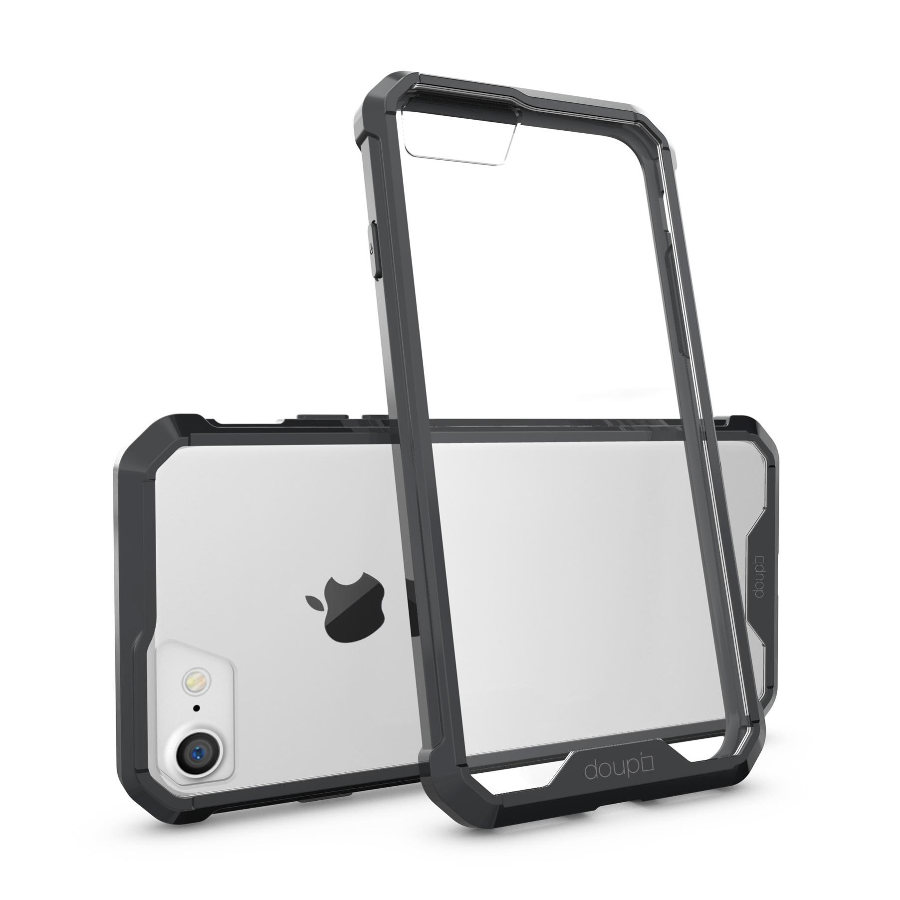 AirClear-Case-iPhone-8-7-4-7-034-Rueckschale-Bumper-Rahmen-Schutz-Huelle-Folie Indexbild 4