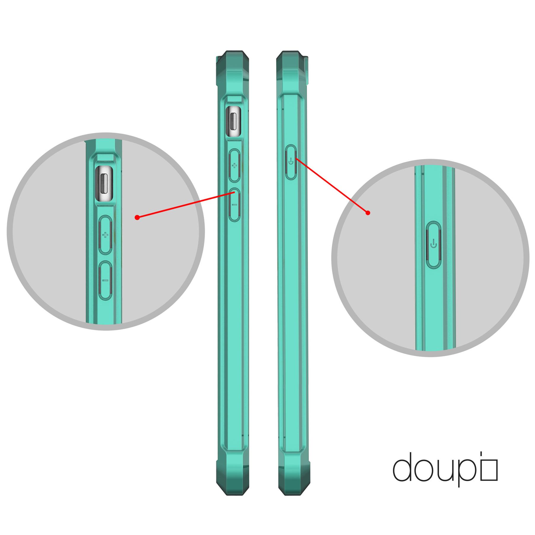 AirClear-Case-iPhone-8-7-4-7-034-Rueckschale-Bumper-Rahmen-Schutz-Huelle-Folie Indexbild 11