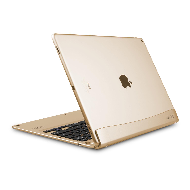 Bluetooth-Tastatur-iPad-Pro-12-9-2015-2017-Smart-Keyboard-Englisch-EN-UK-Tasche Indexbild 8
