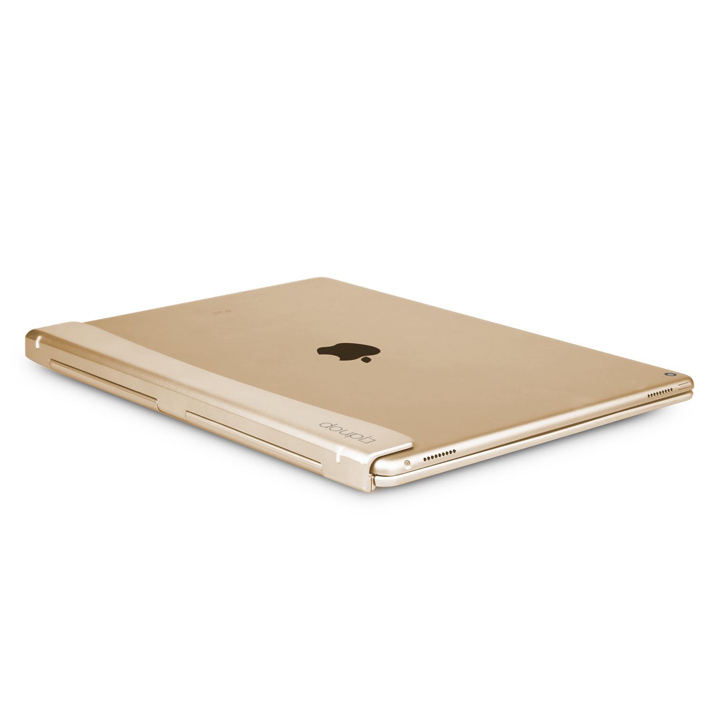 Bluetooth-Tastatur-iPad-Pro-12-9-2015-2017-Smart-Keyboard-Englisch-EN-UK-Tasche Indexbild 11