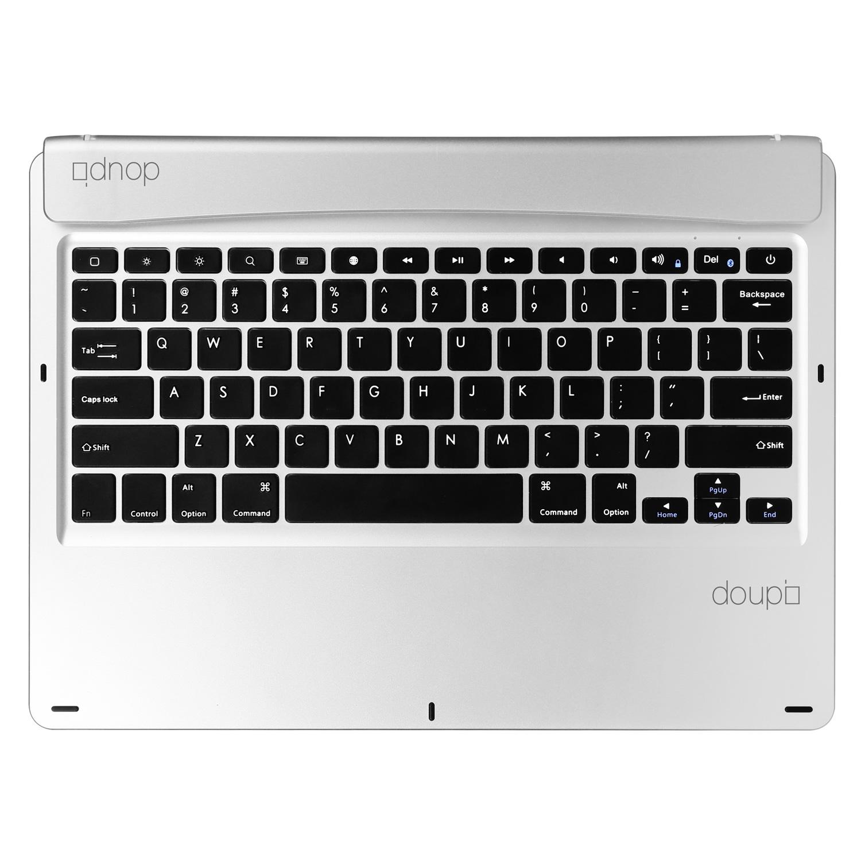 Bluetooth-Tastatur-iPad-Pro-12-9-2015-2017-Smart-Keyboard-Englisch-EN-UK-Tasche Indexbild 15