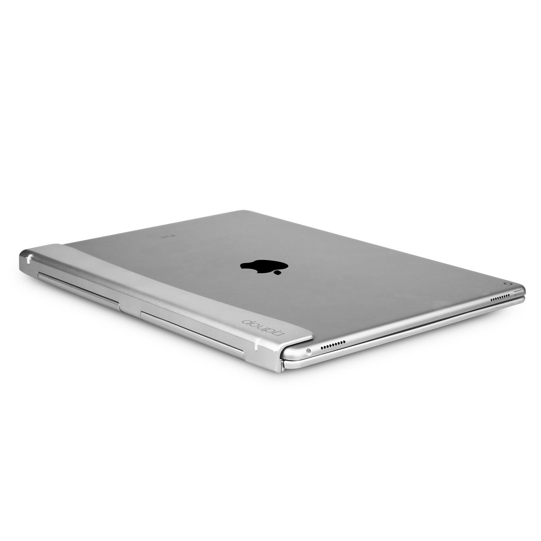Bluetooth-Tastatur-iPad-Pro-12-9-2015-2017-Smart-Keyboard-Englisch-EN-UK-Tasche Indexbild 17