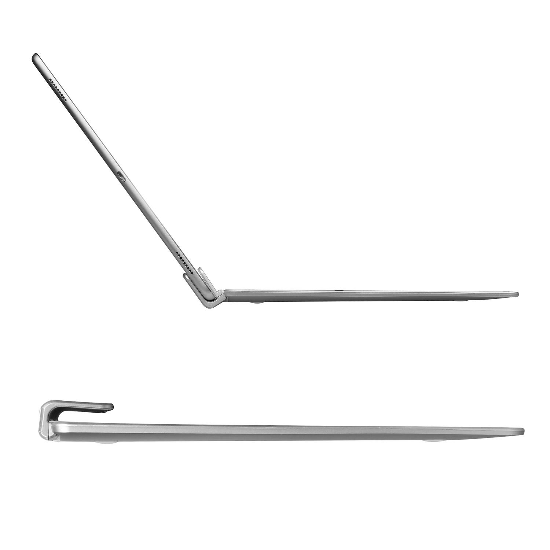 Bluetooth-Tastatur-iPad-Pro-12-9-2015-2017-Smart-Keyboard-Englisch-EN-UK-Tasche Indexbild 18